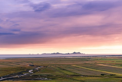 Free stock photo of iceland, sunset, Vestmannaeyjar