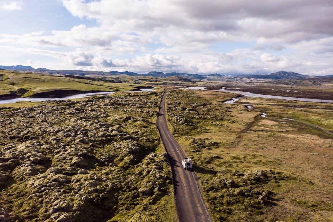 defender, iceland, Iceland highlands