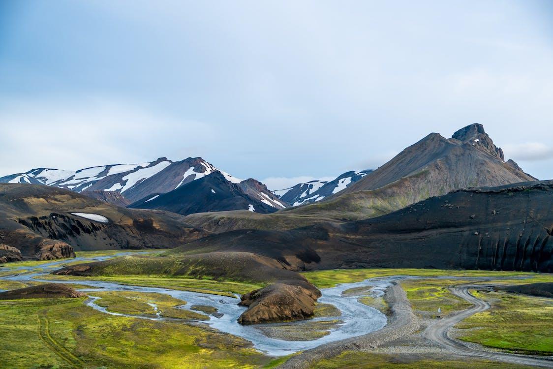 iceland, Iceland highlands, landmannalaugar
