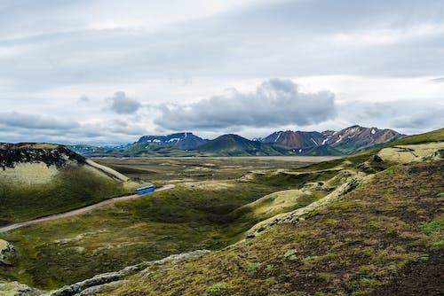Imagine de stoc gratuită din câmp de iarbă, fotografie cu natură, highlands, iarbă