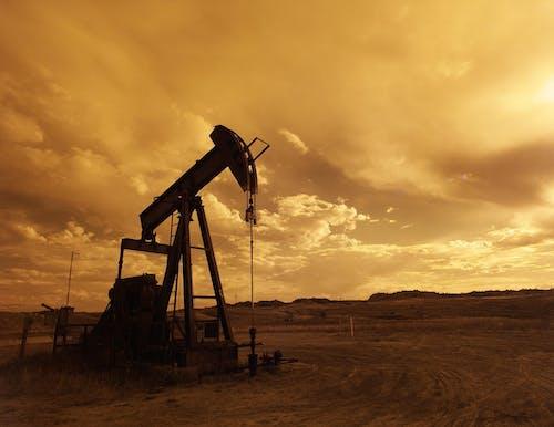 Kostenloses Stock Foto zu Öl-pumpe-buchse, Ölfeld, benzin, bohren