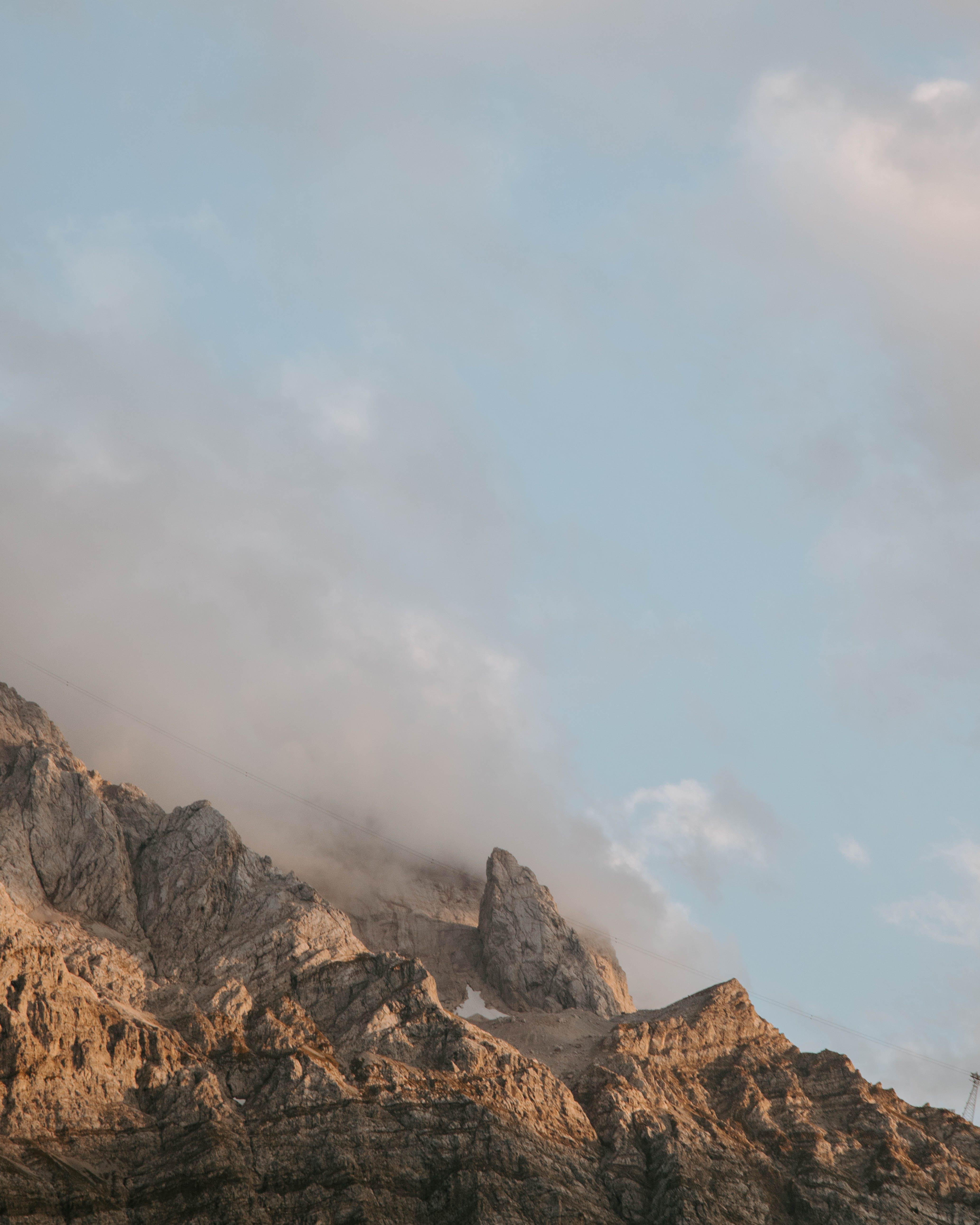 Gratis stockfoto met berg, daglicht, Duitsland, eibsee