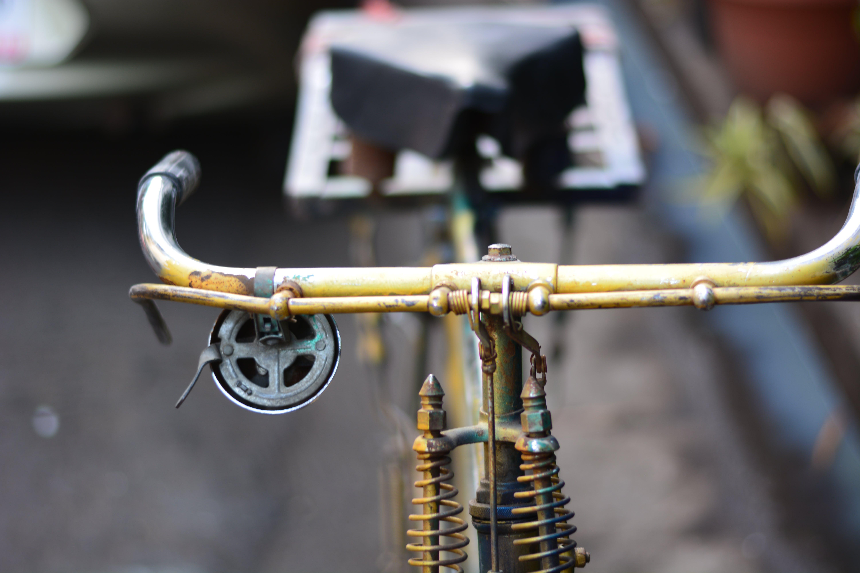 Free stock photo of bicycle, colaba, mumbai
