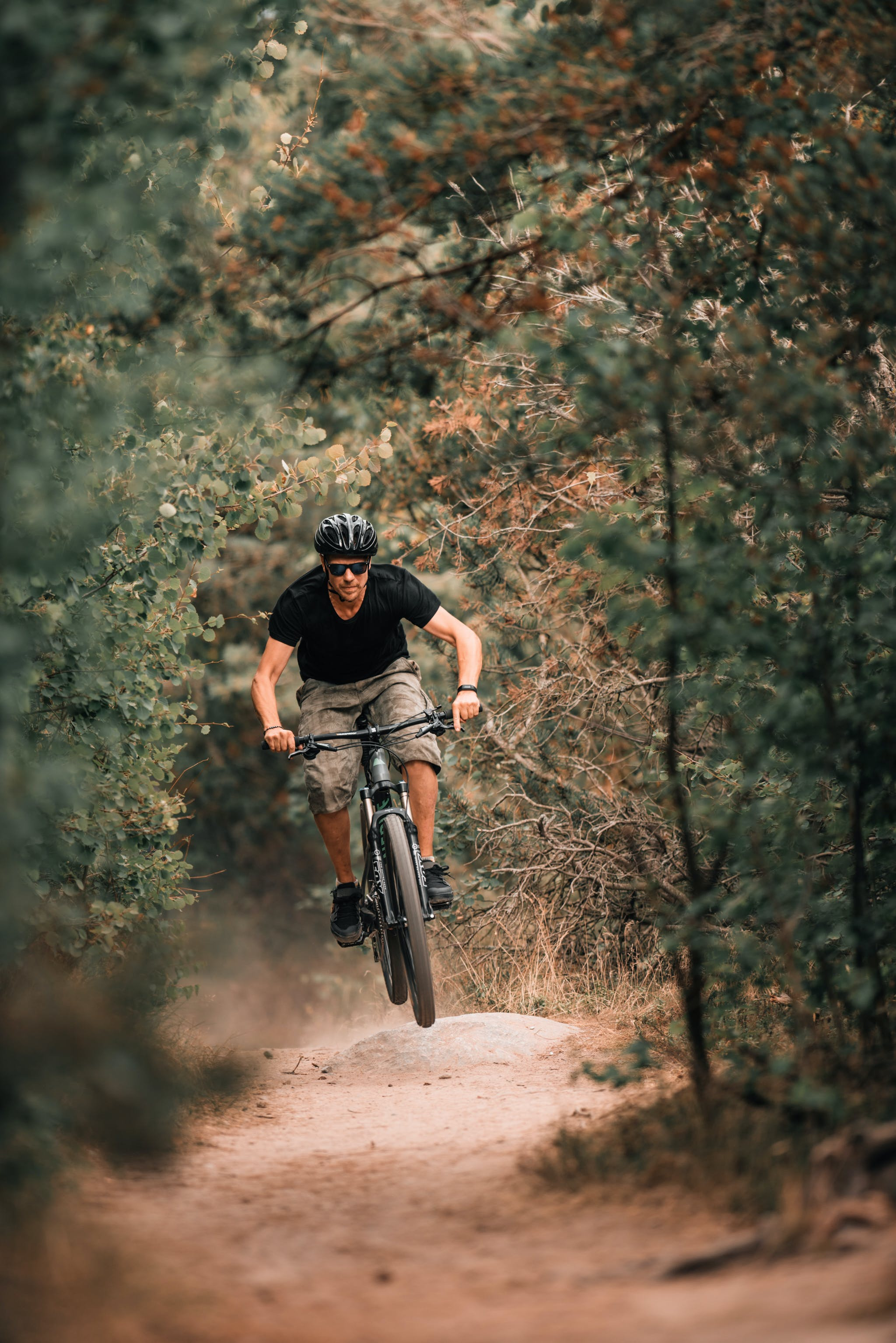 คลังภาพถ่ายฟรี ของ การผจญภัย, ขี่, คน, จักรยานเสือภูเขา