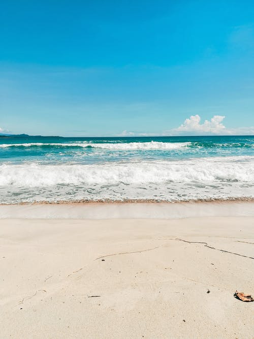 Free stock photo of beach, beach sand, beach waves