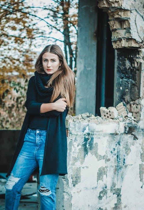 dişi, Kadın, kız, moda içeren Ücretsiz stok fotoğraf