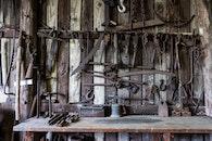 wood, wall, rust