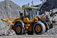 rocks, industry, vehicle