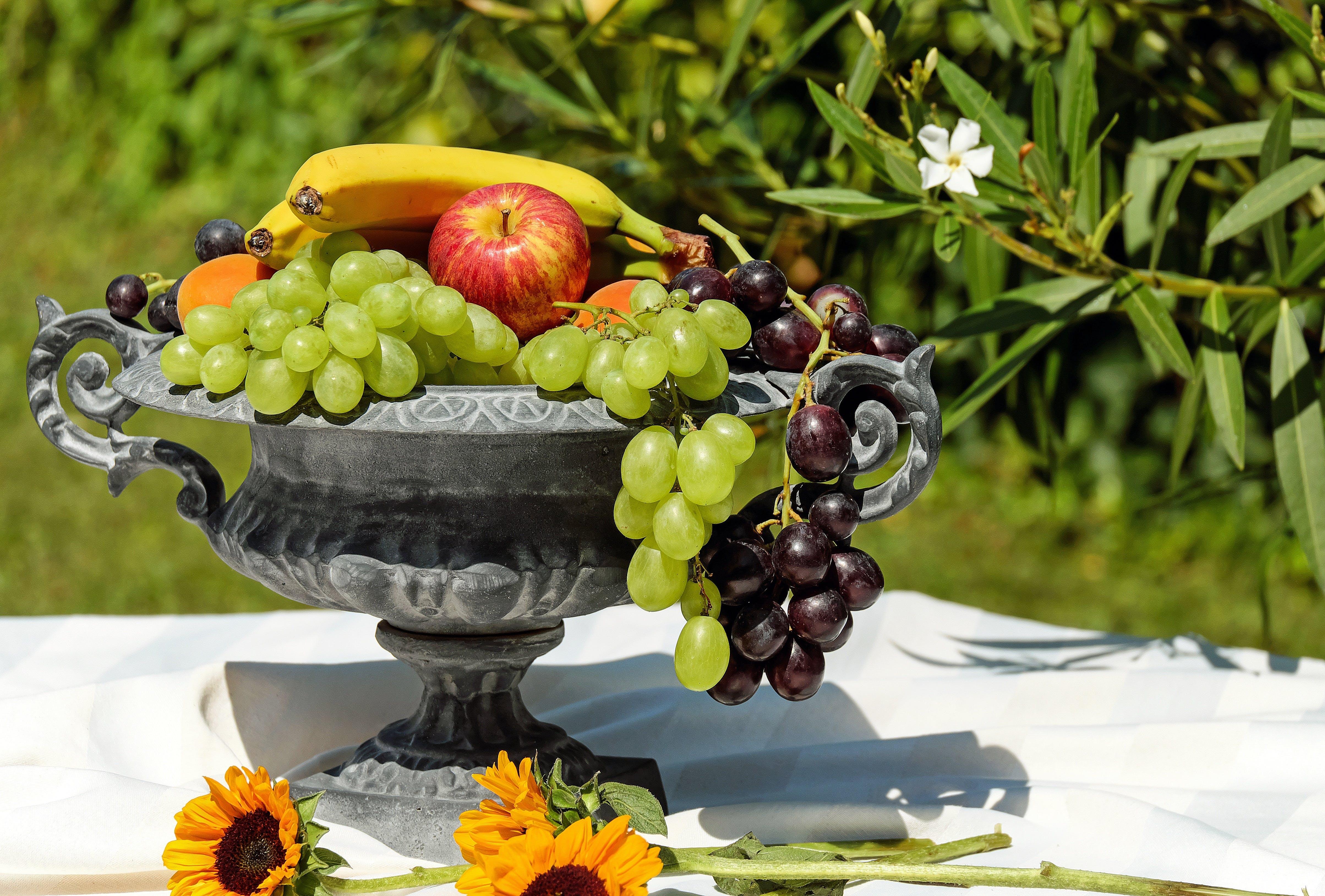 Free stock photo of food, fruit, fruit bowl, fruits