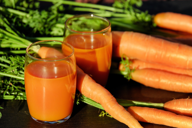 Carrots Juice