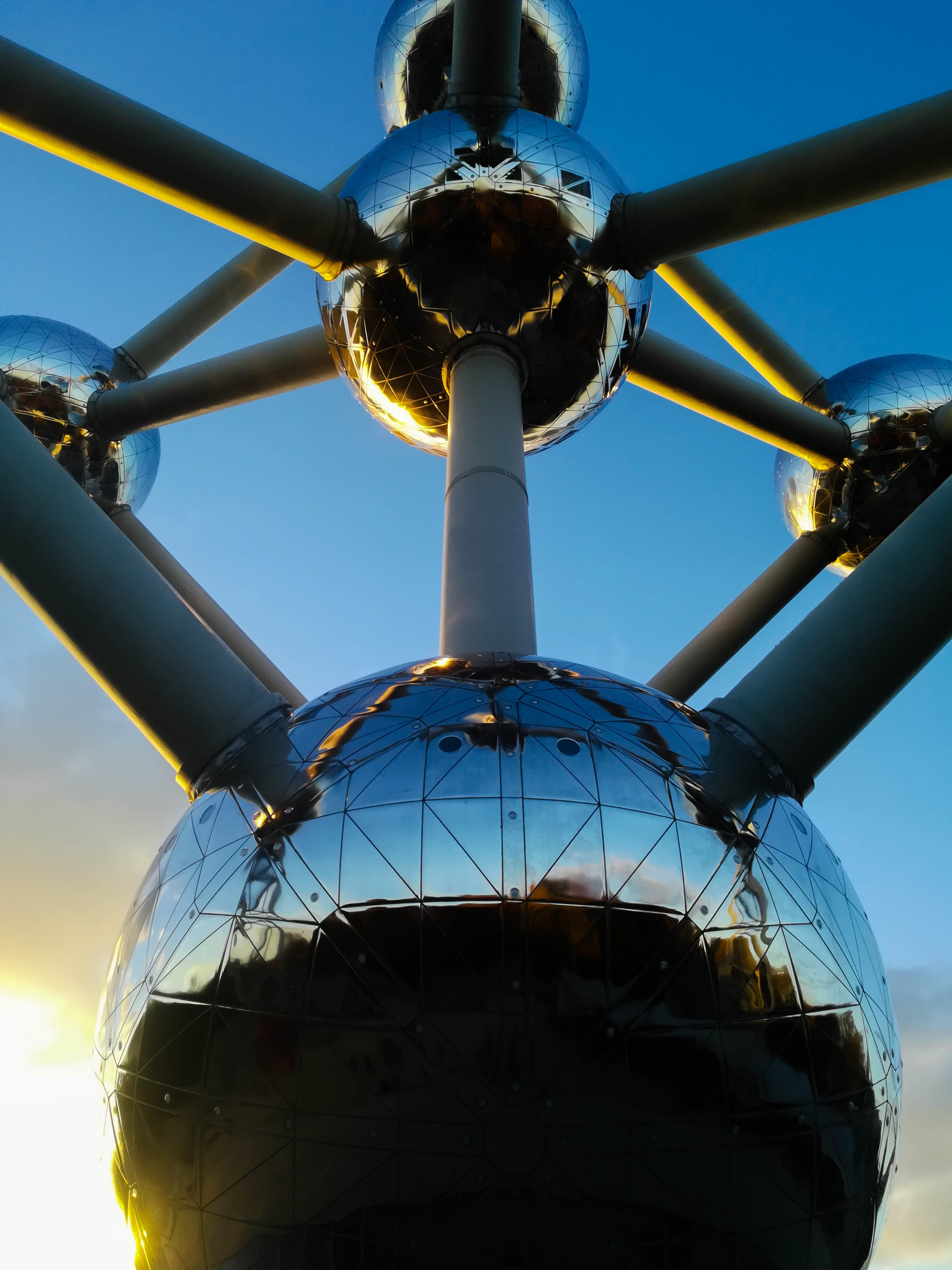 Free stock photo of atomium, beautiful, Belgium