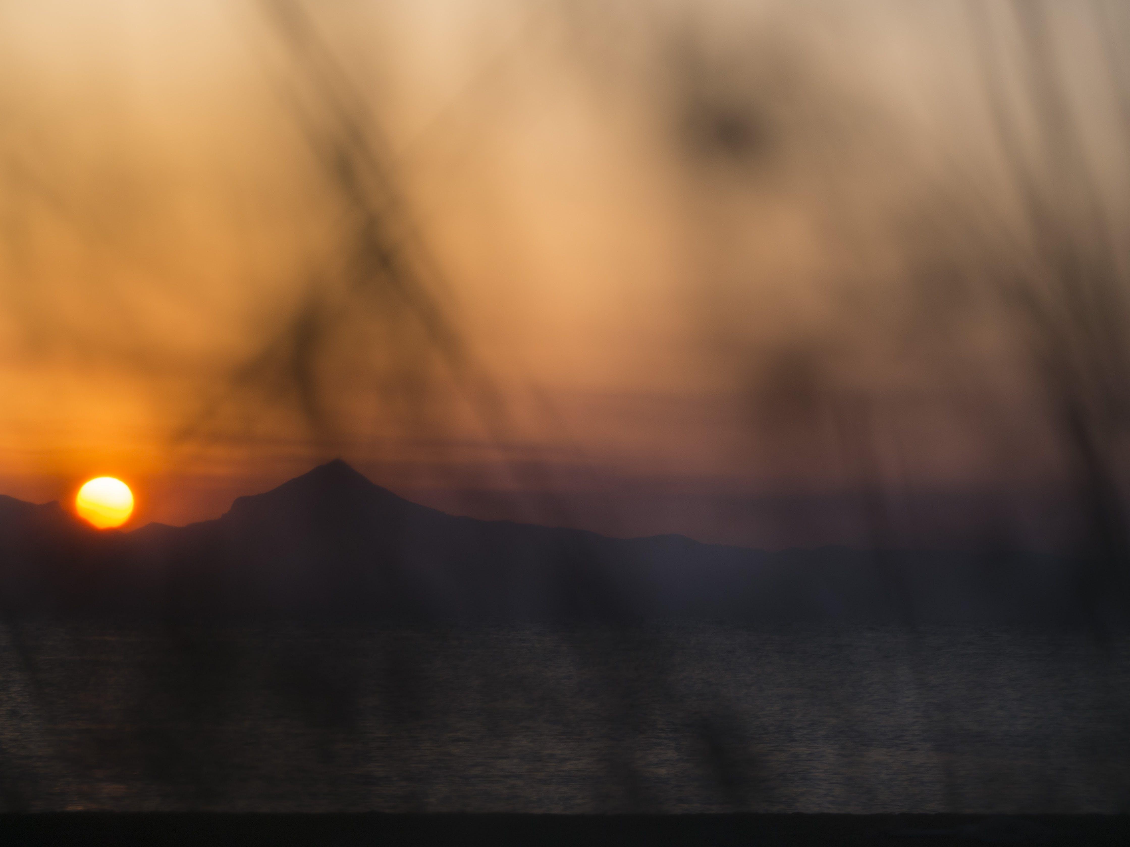 Základová fotografie zdarma na téma večerní slunce, západ slunce