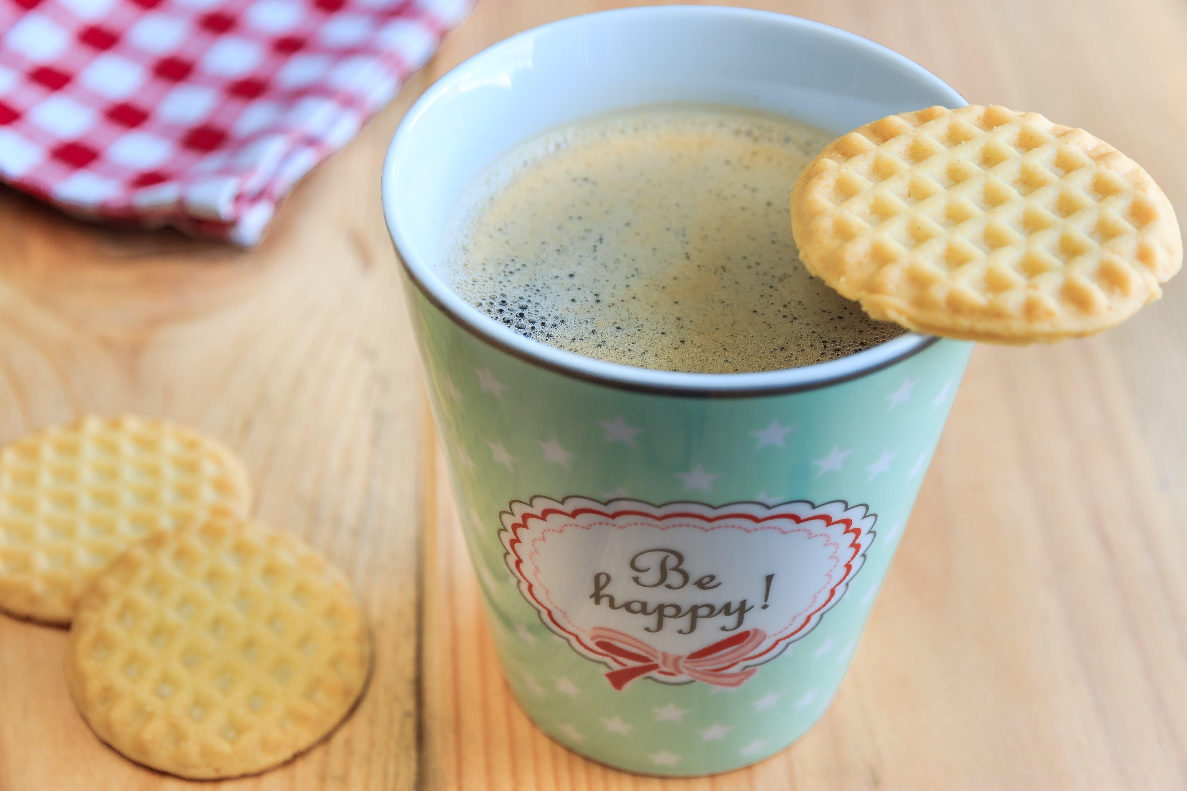 Cookies on Top White Ceramic Coffee Mug