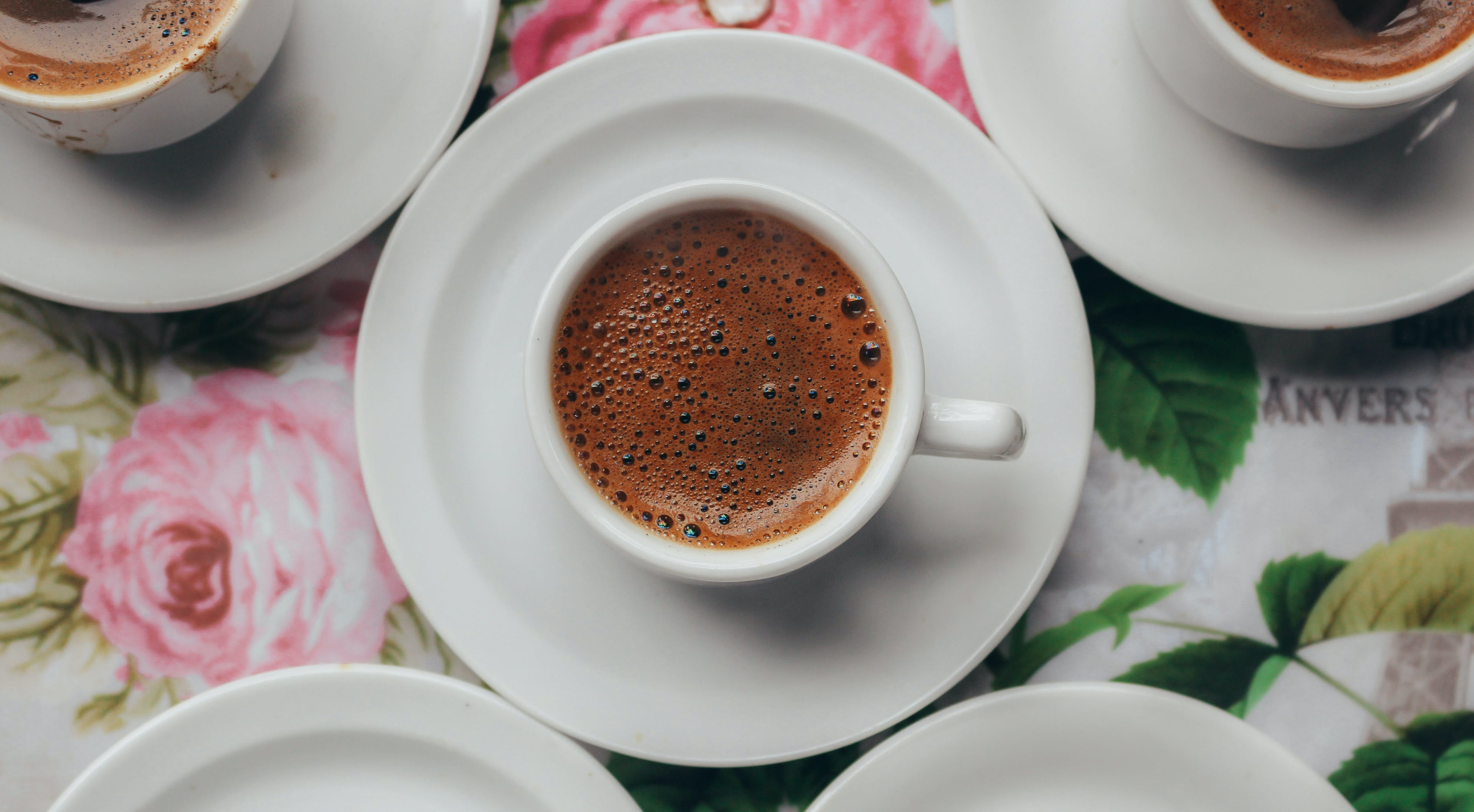 Top View Photo of Coffee