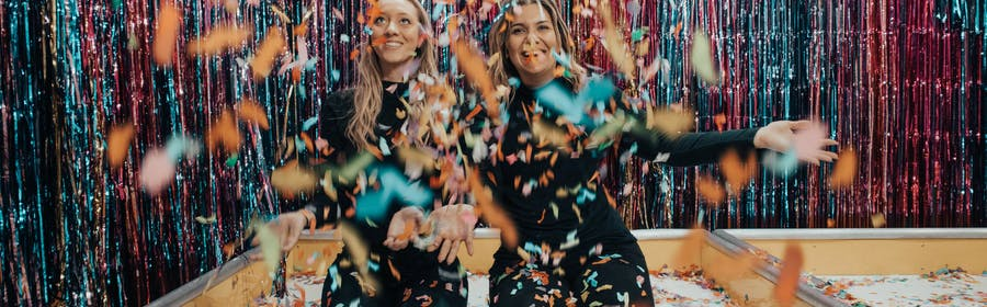 Photo of beautiful, bestfriends, celebration