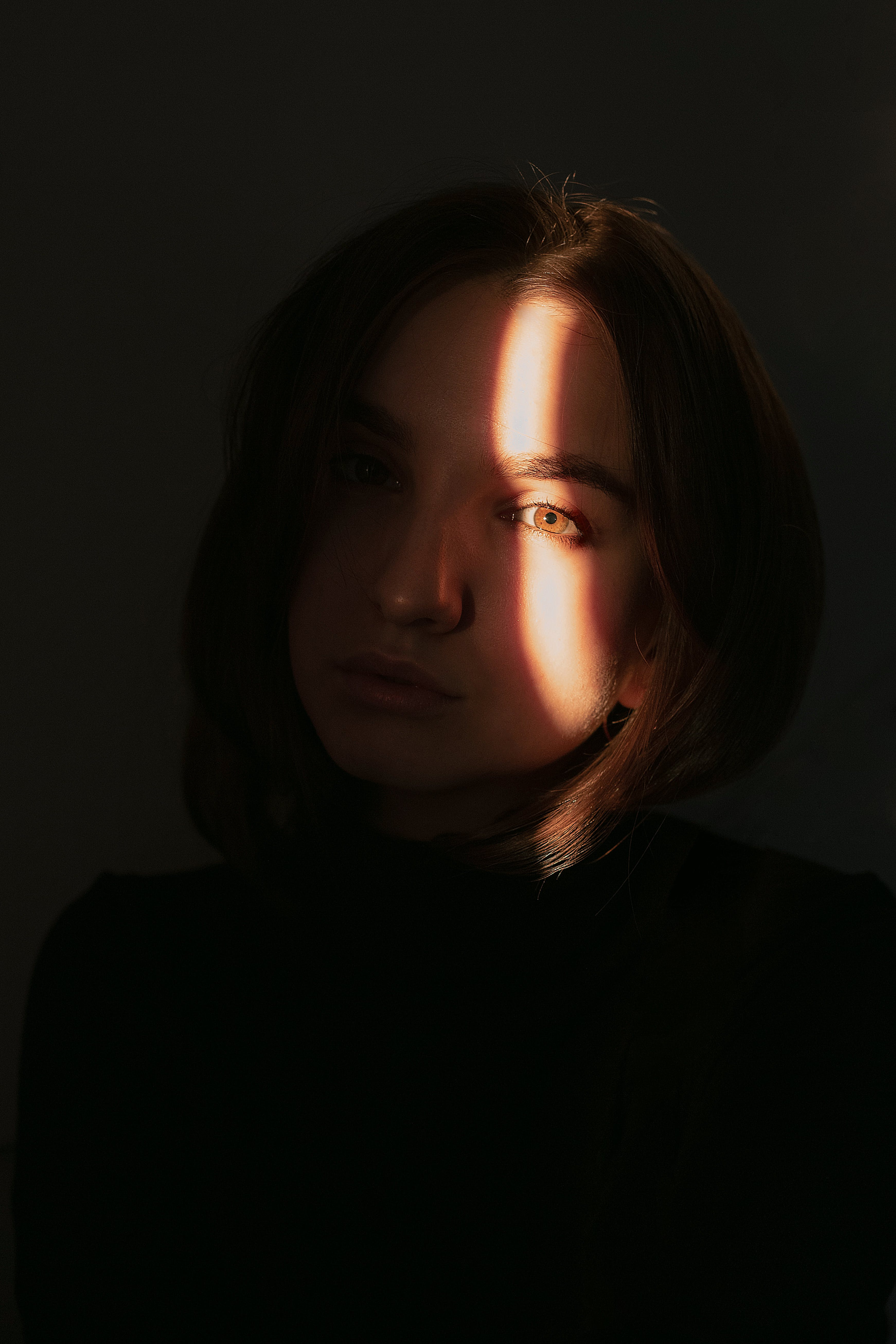 Photo of Woman With Brown Eyes