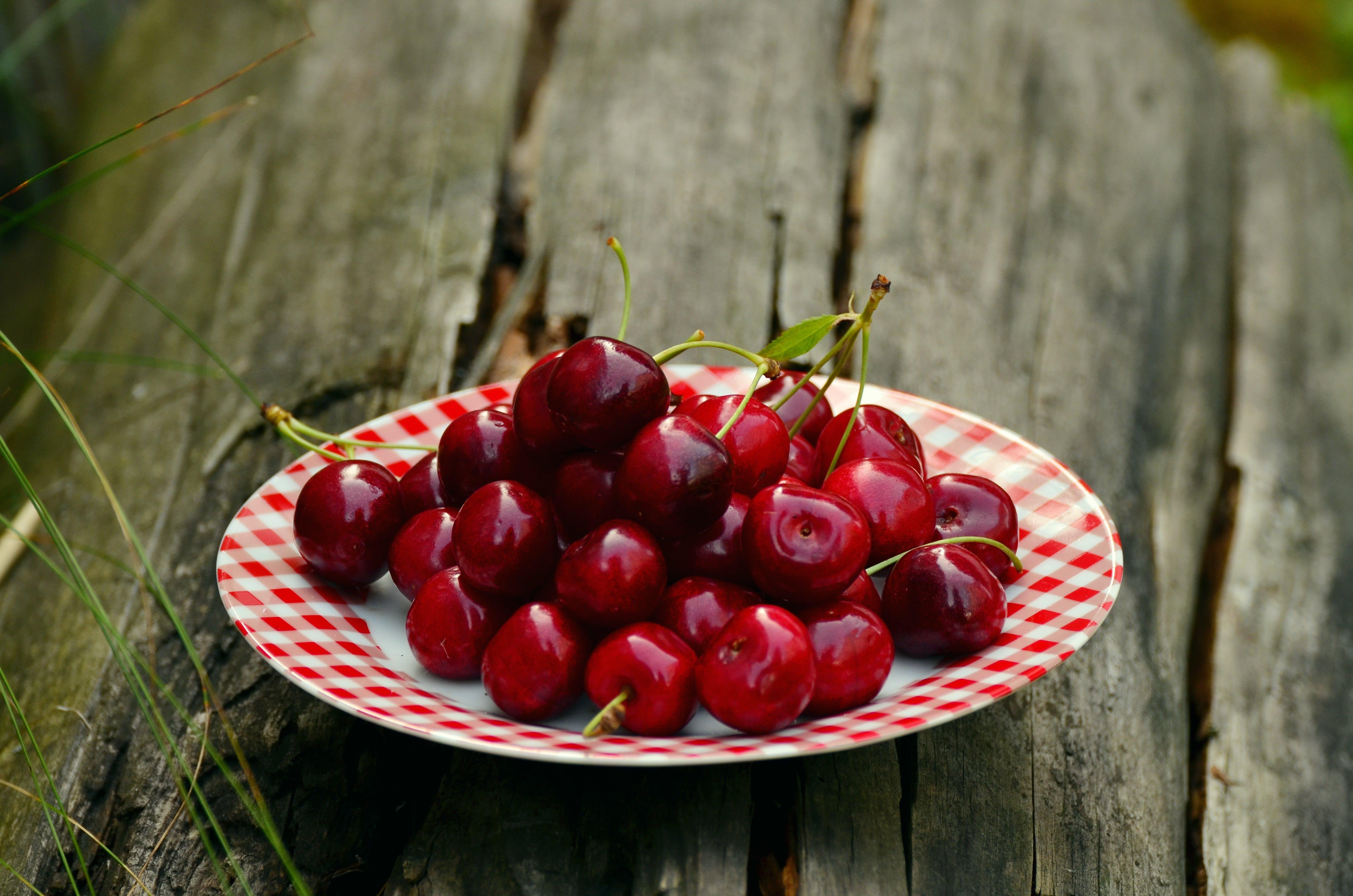 Δωρεάν στοκ φωτογραφιών με γευστικός, γκρο πλαν, γλυκό κεράσι, καλοκαίρι