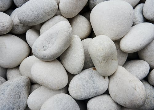 Close-Up Photo of Pebbles