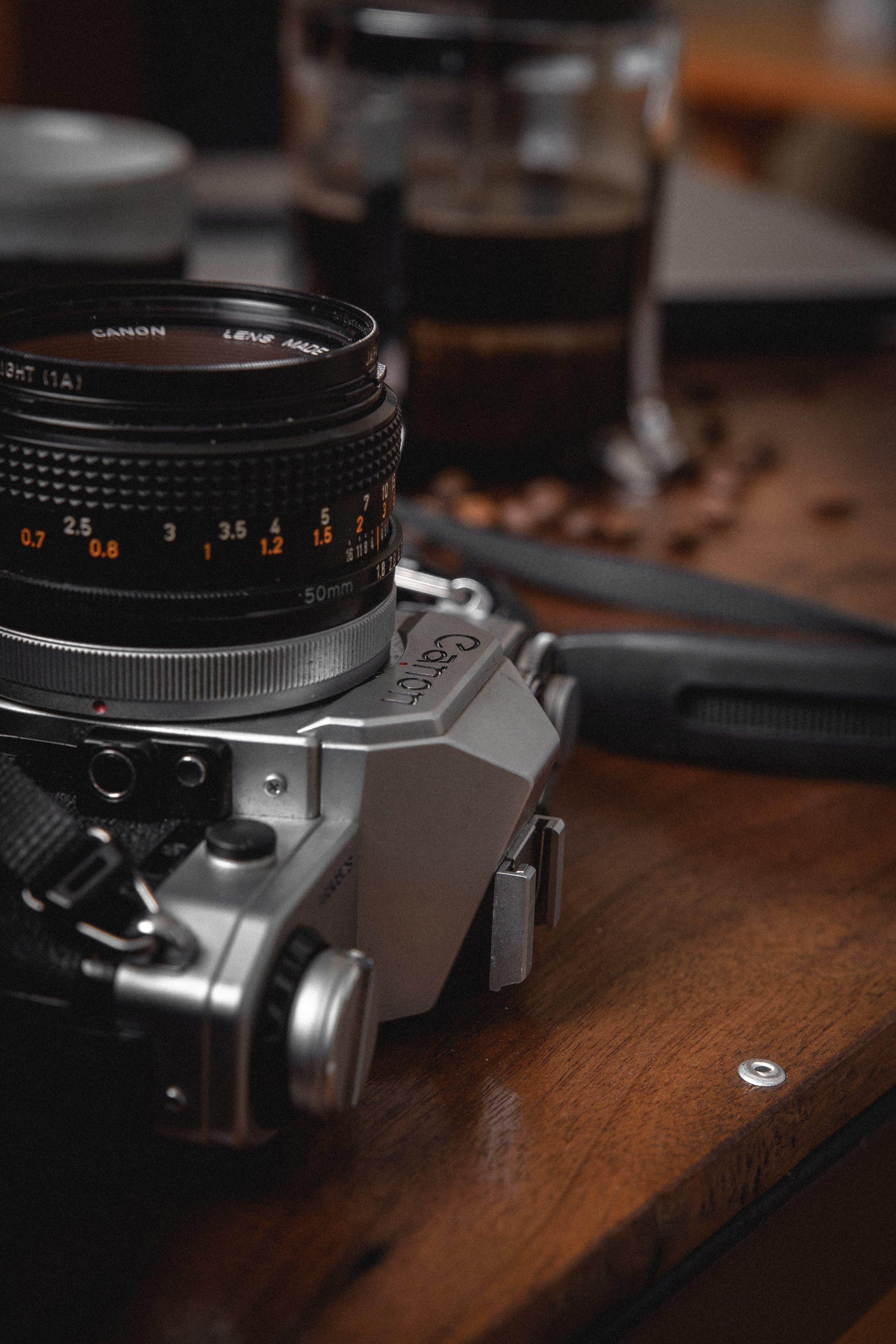 Kostnadsfri bild av elektronik, kamera, kanon, klassisk