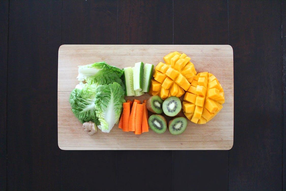 ahşap, diyet, Gıda