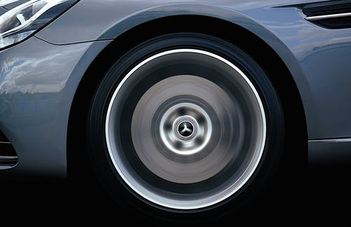 Ảnh lưu trữ miễn phí về bánh xe, mercedes-benz, quay, slk