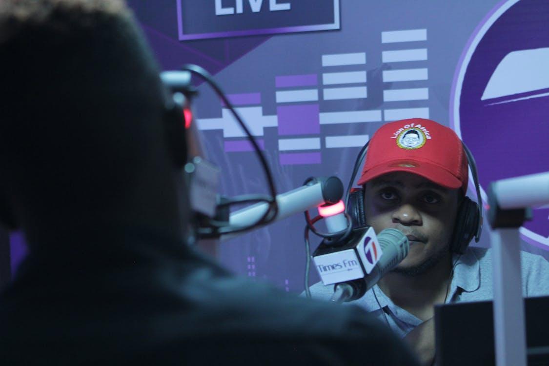 on air, radio, radio station