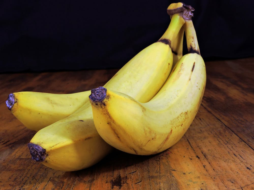 Free stock photo of banana, eat, food