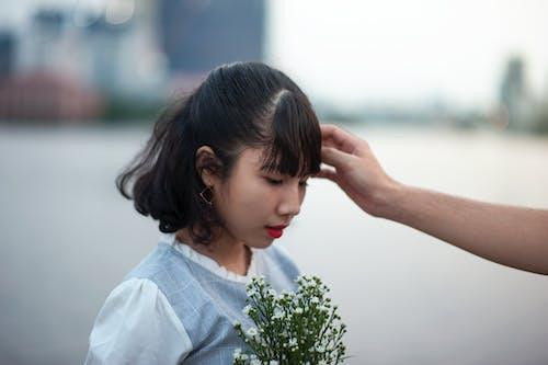 Kostenloses Stock Foto zu asiatin, asiatische person, attraktiv, bezaubernd