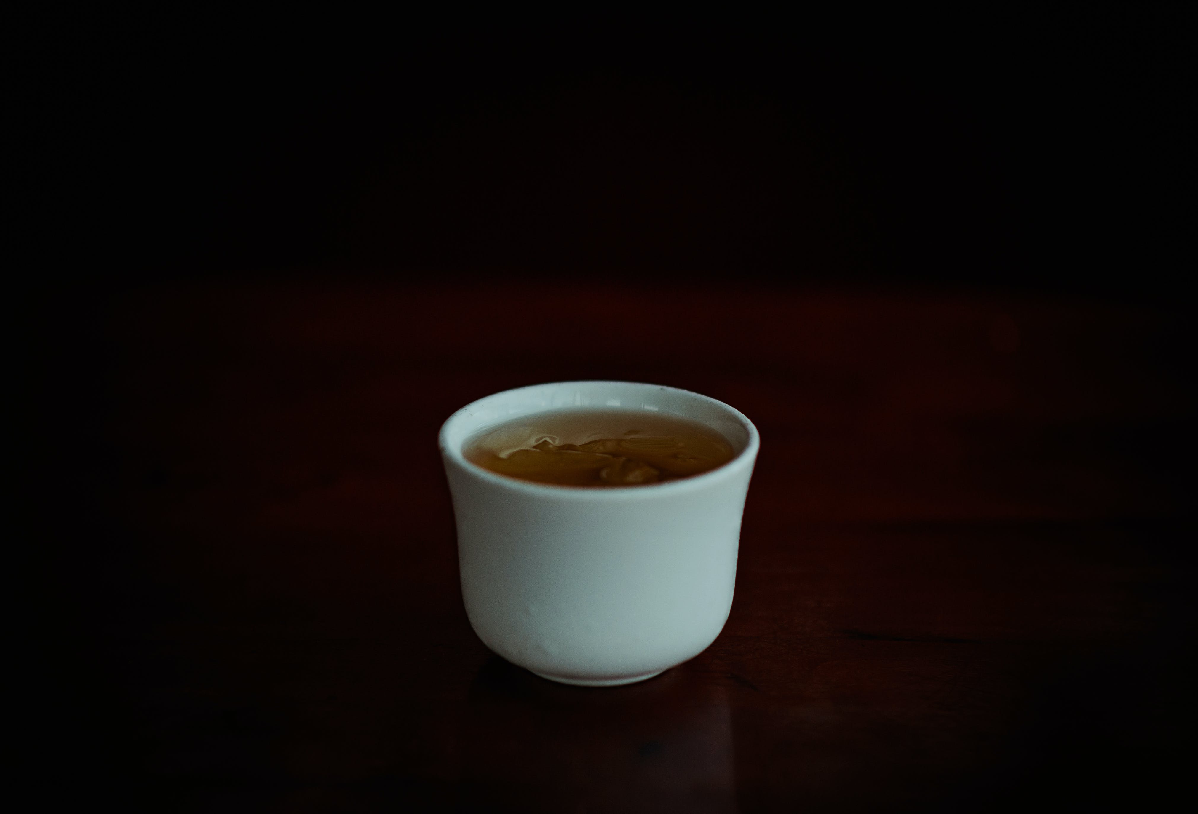 Selective Focus Photo of Cup of Tea