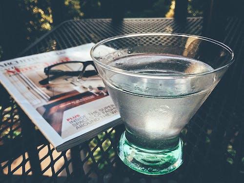 Бесплатное стоковое фото с вода, жидкий, журнал, лед
