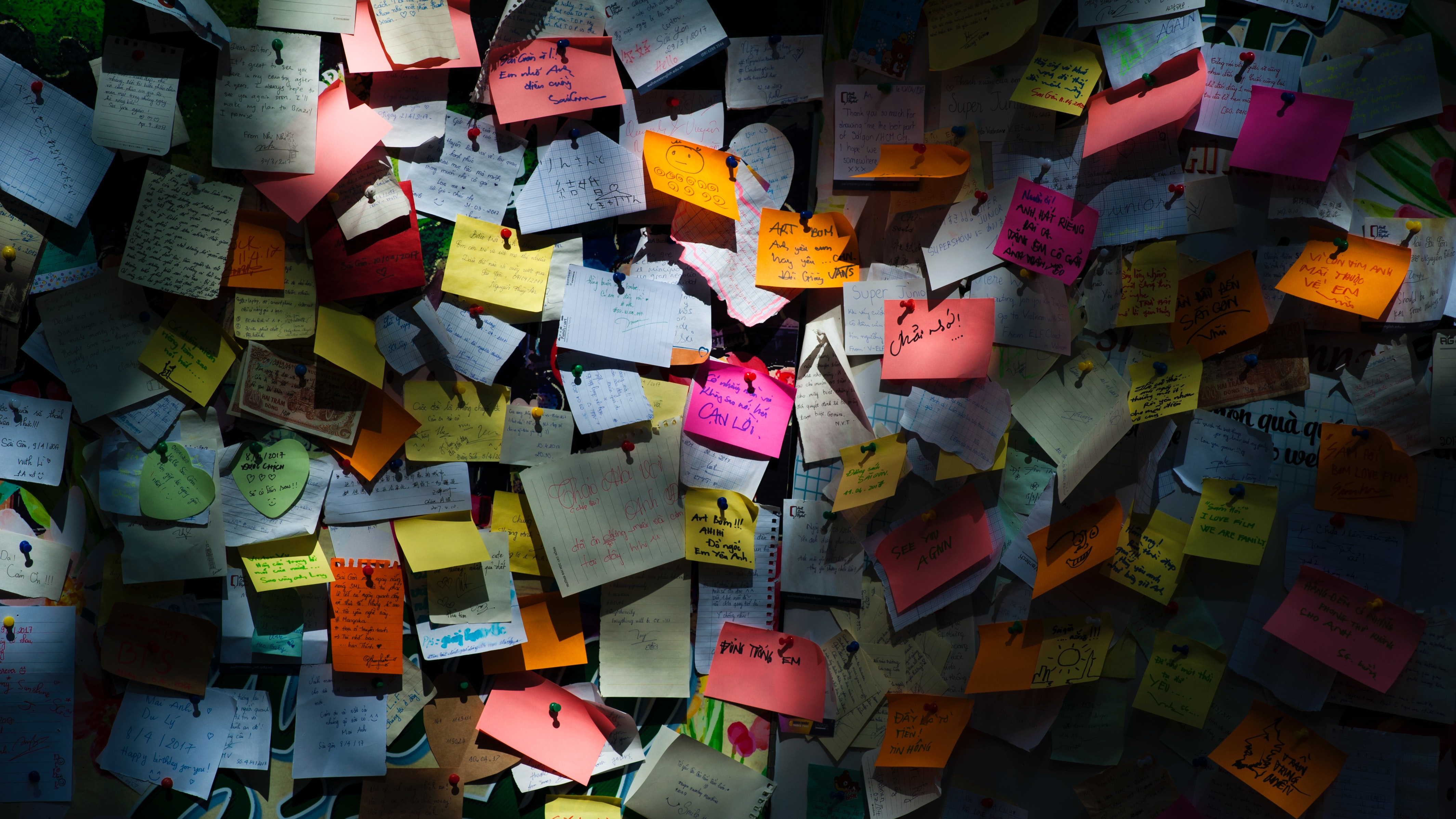 Image result for notes-sticky-notes-sunlight pictures