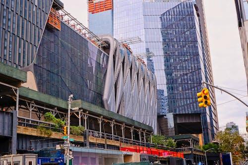 Kostenloses Stock Foto zu high line, nyc, schuppen