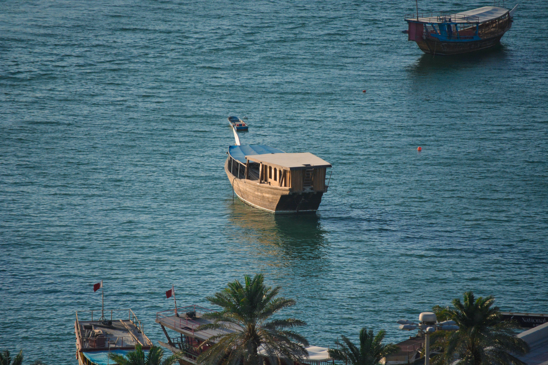 Free stock photo of boat, ocean shore, sea, sea water