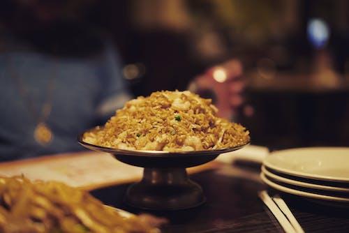 Food on Bowl