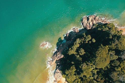Základová fotografie zdarma na téma fotografie zdronu, kameny, maketa, moře