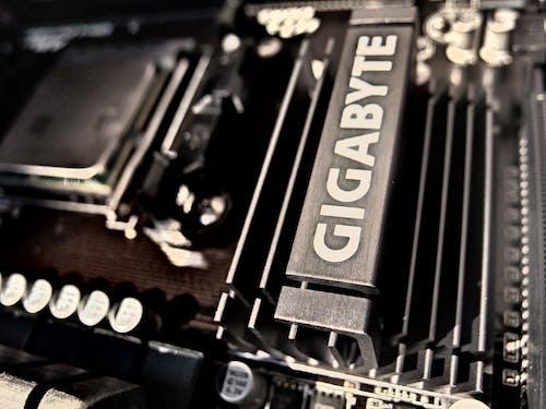 中央處理器, 主機板, 技嘉, 技術 的 免费素材照片