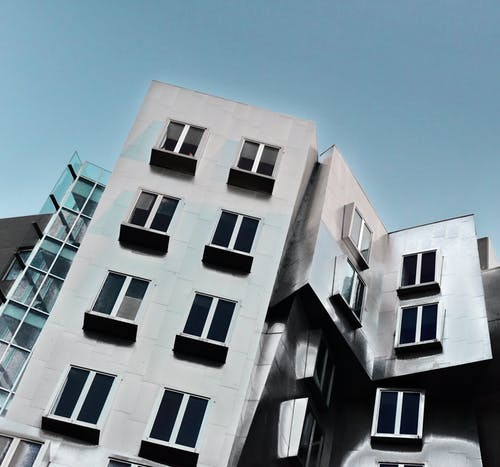 Foto stok gratis Arsitektur, boston, gedung apartemen, mit