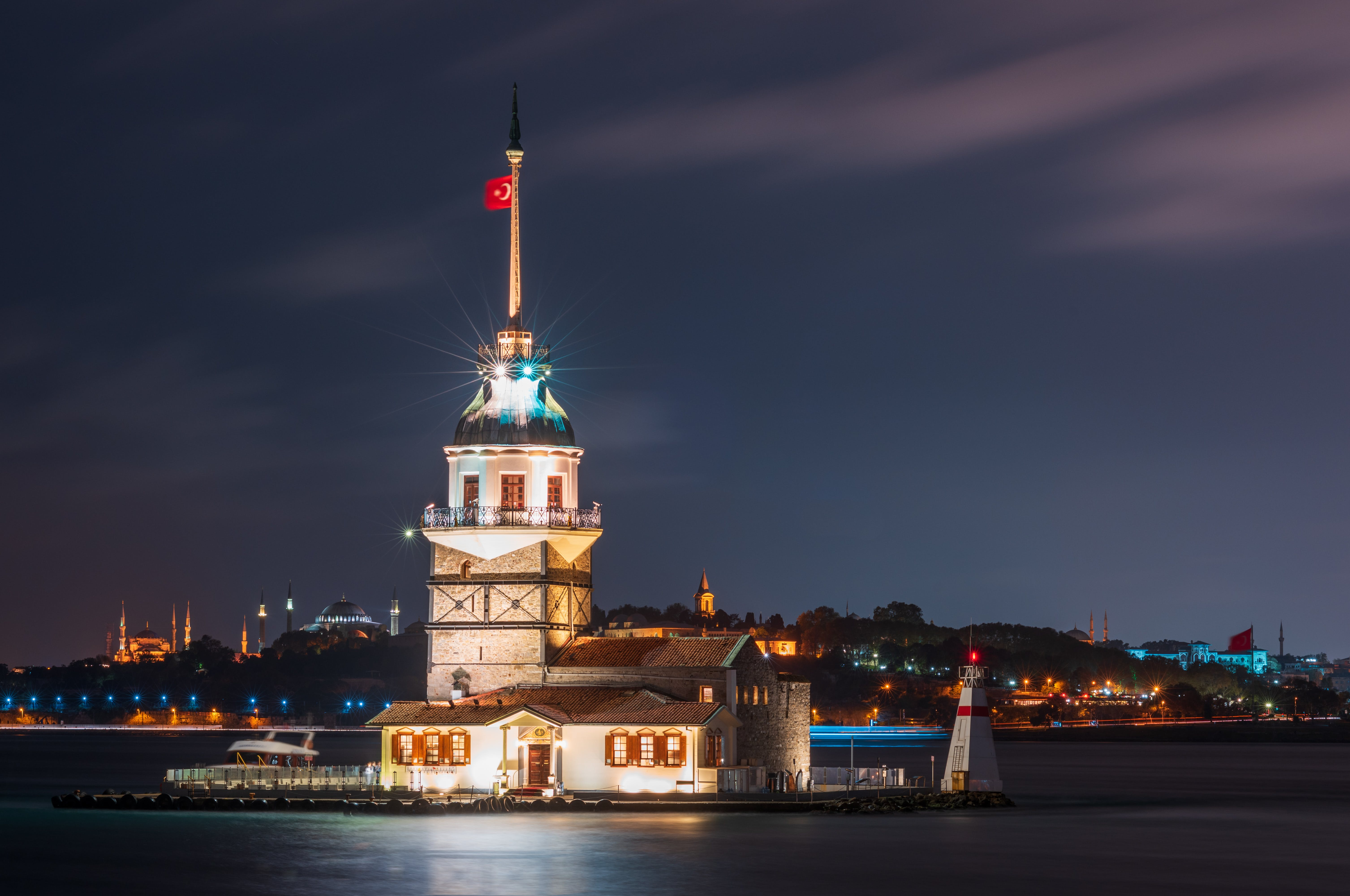 Maiden's Tower, Turkey