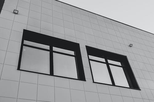 คลังภาพถ่ายฟรี ของ สร้าง, หน้าต่าง, อาคาร