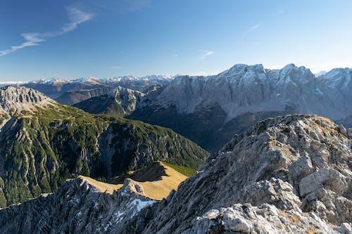 Photos gratuites de alpes, ciel, montagnes, observer