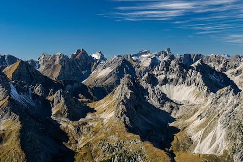 Photos gratuites de alpes, autriche, ciel, montagnes
