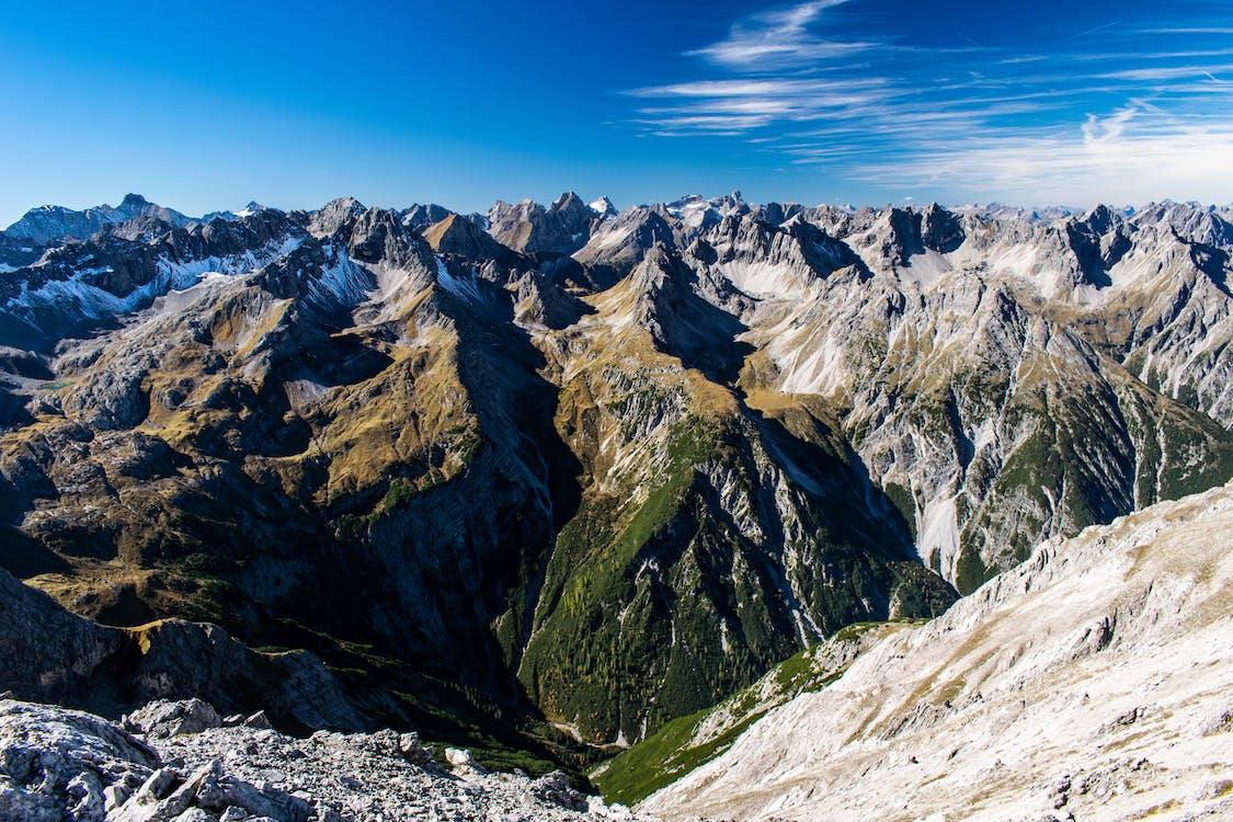alam, Austria, gunung