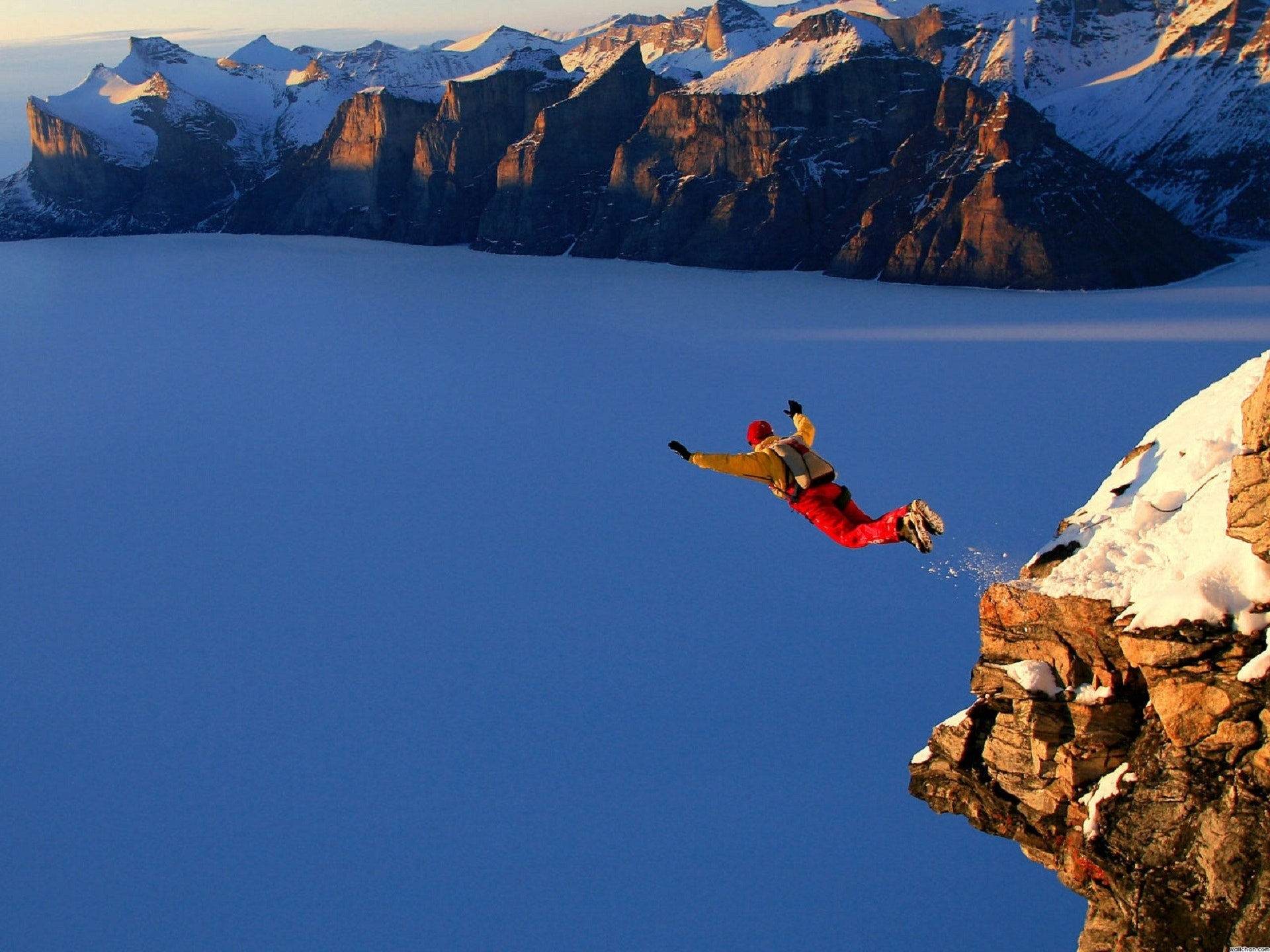 jump mountain