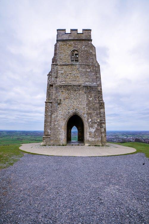 abide, anıt, bulutlu gökyüzü içeren Ücretsiz stok fotoğraf