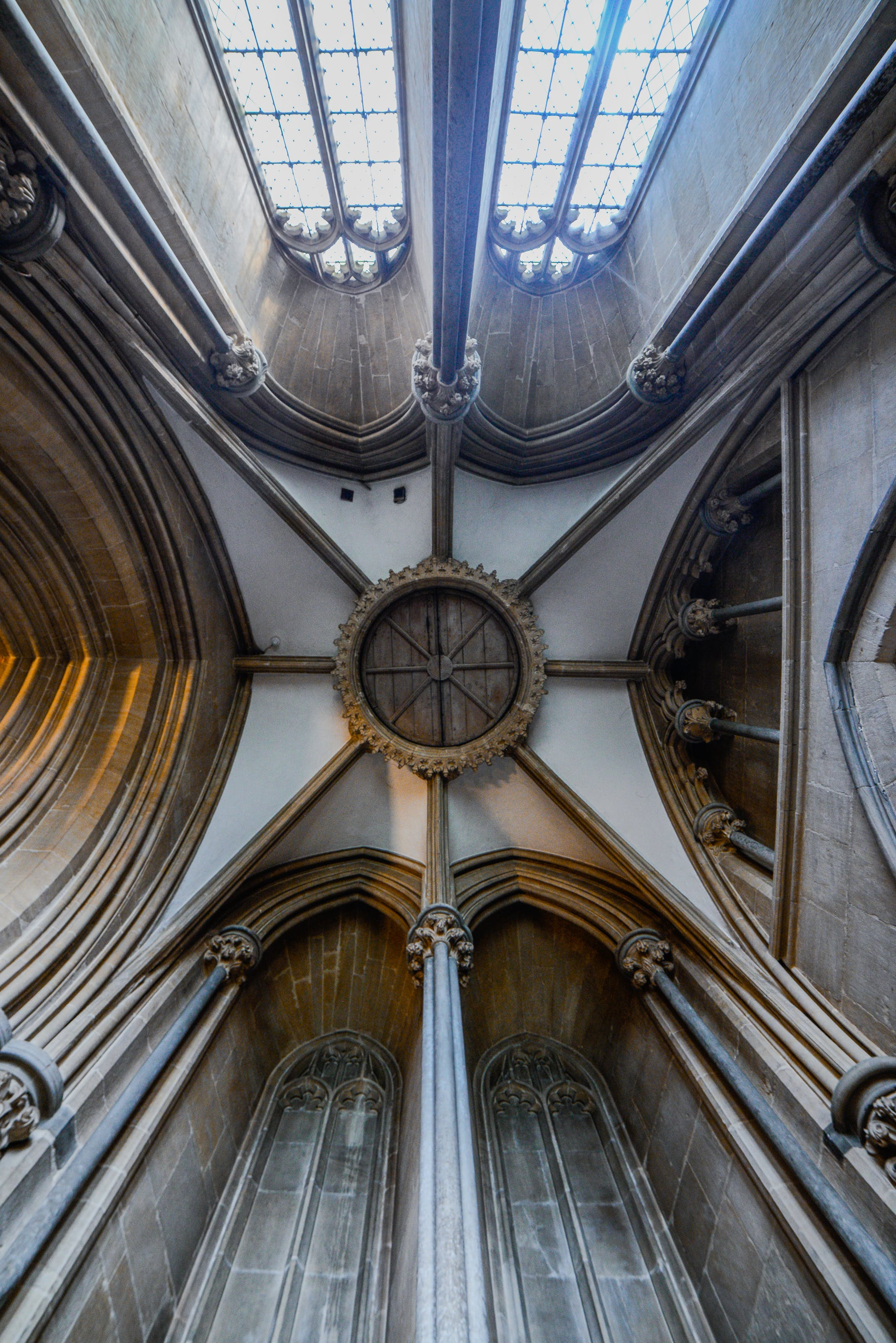 Free stock photo of ceiling, church, church building, hall
