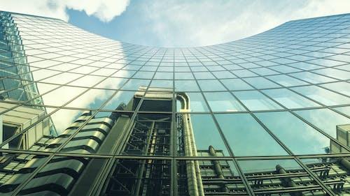 Foto profissional grátis de alto, arquitetura, arquitetura contemporânea, construção