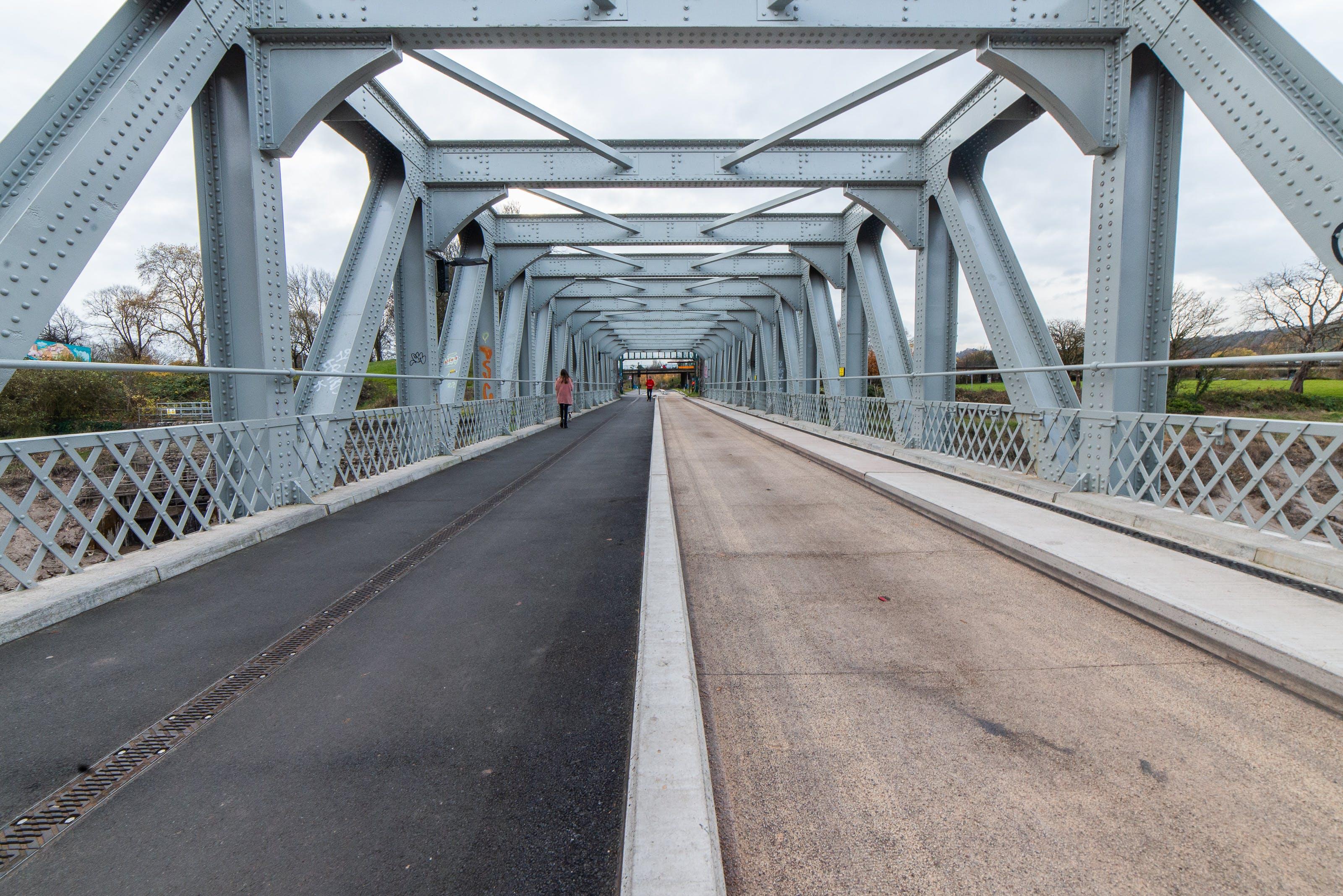 Free stock photo of asphalt, bridge, pathway, tunnel