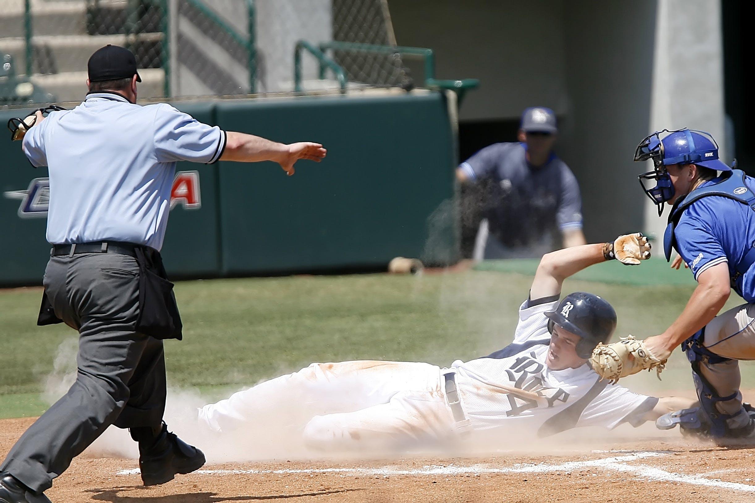 atletes, beisbol, esport