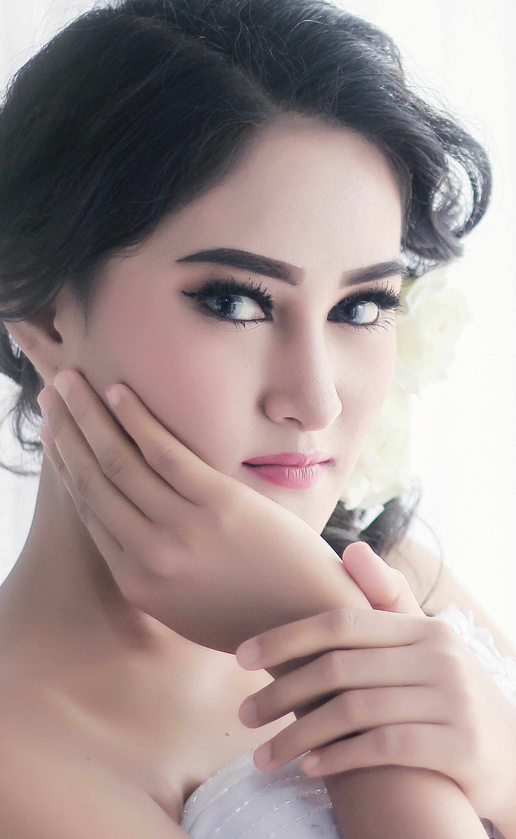Free stock photo of beautiful women, beauty, fashion photography, portrait