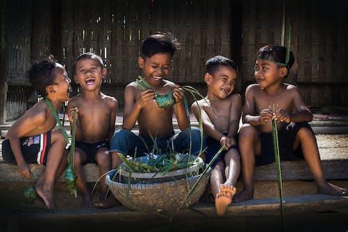 人類, 孩子, 攝影, 景觀 的 免费素材照片